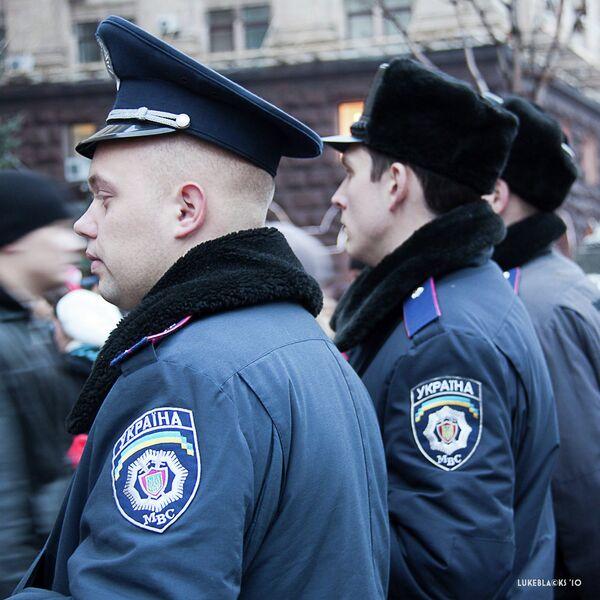 Police ukrainienne - Sputnik France