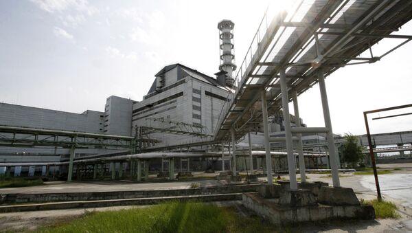 La centrale nucléaire accidentée de Tchernobyl - Sputnik France