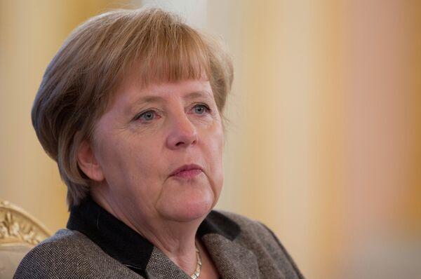 Сhancelière allemande Angela Merkel - Sputnik France