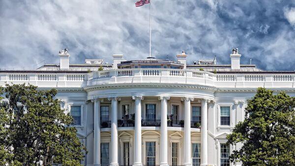 Здание Белого дома в Вашингтоне - Sputnik France