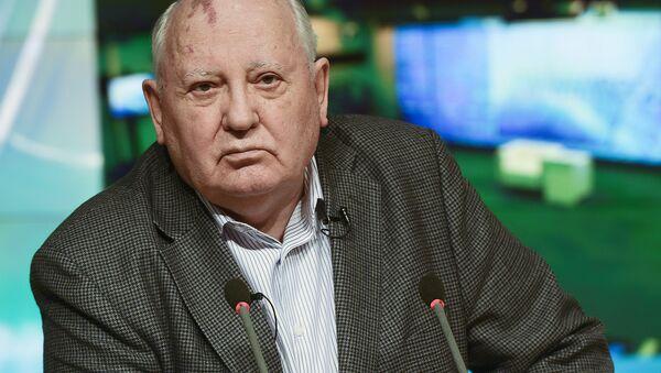 Mikhaïl Gorbatchev - Sputnik France
