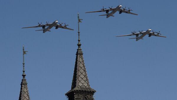 Défilé militaire à Moscou - Sputnik France