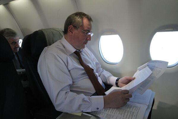 Le vice-premier ministre russe Dmitri Rogozine (archive) - Sputnik France