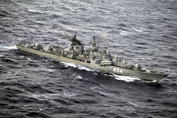Journée de la Flotte russe du Nord - Sputnik France