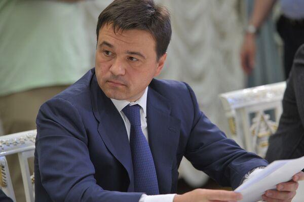 Le chargé d'affaires russe à Kiev Andreï Vorobiev - Sputnik France