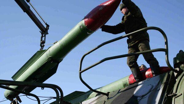 missile Bouk - Sputnik France