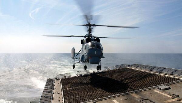 Les hélicoptères militaires russes modernes - Sputnik France