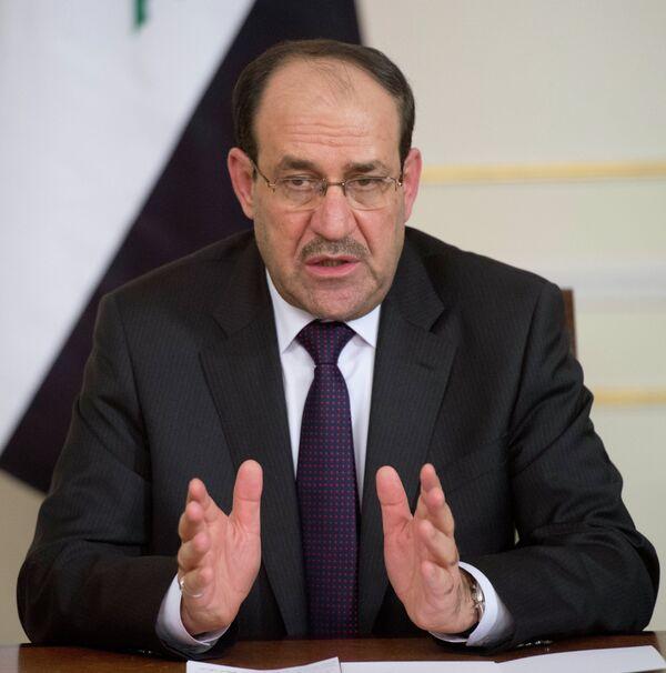 Nouri al-Maliki - Sputnik France