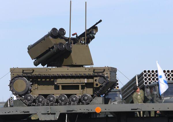 Robots militaires: la Russie adopte un programme - Sputnik France