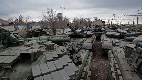 Украинские танки - Sputnik France