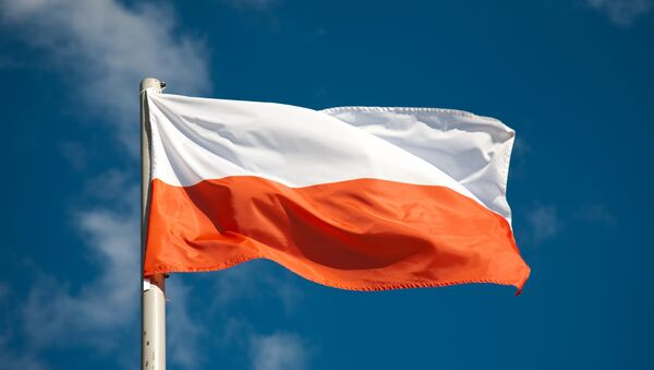 Флаг Польши - Sputnik France