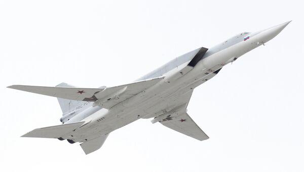 Bombardier stratégique Tupolev Tu-22M3 - Sputnik France