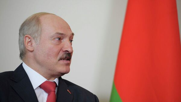 Президент Республики Белоруссия Александр Лукашенко. Архив - Sputnik France