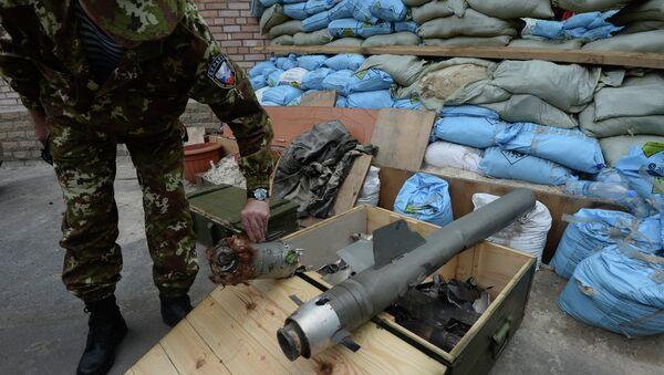 Ukraine: l'armée utilise des bombes à sous-munitions (HRW) - Sputnik France