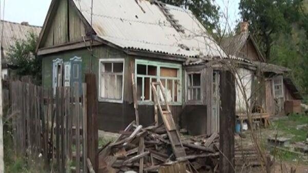 Explosion d'un obus ukrainien en Russie - Sputnik France
