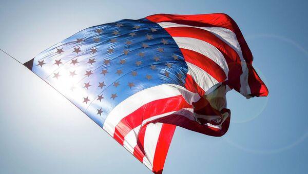 Флаг США - Sputnik France