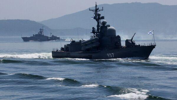 Journée de la Marine russe: derniers préparatifs - Sputnik France