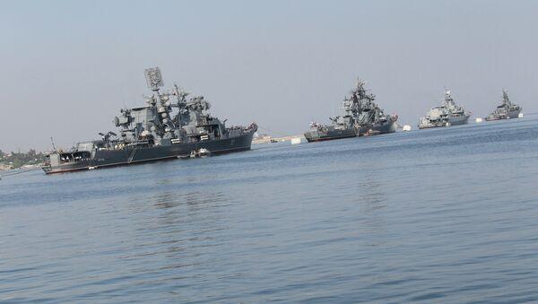 В Севастополе идет подготовка к празднованию Дня Военно-морского флота - Sputnik France
