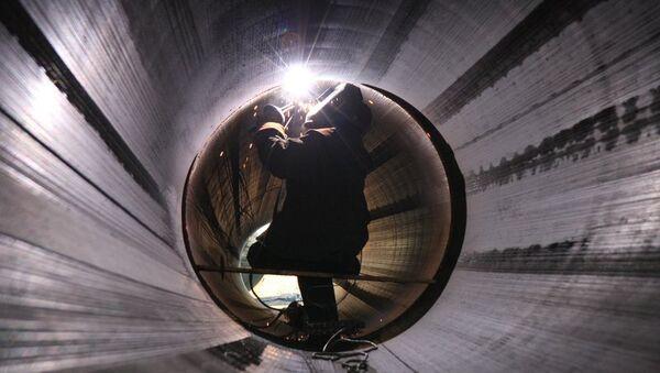 South Stream - Sputnik France