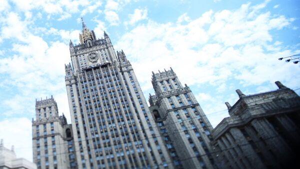 Nouvelles sanctions européennes: Moscou se réserve le droit de réagir - Sputnik France