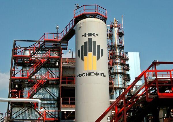 Le russe Rosneft livrera 10 millions de tonnes de pétrole par an en Inde - Sputnik France
