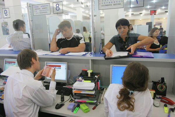 Russie: un visa spécial d'un an pour les étrangers russophones - Sputnik France