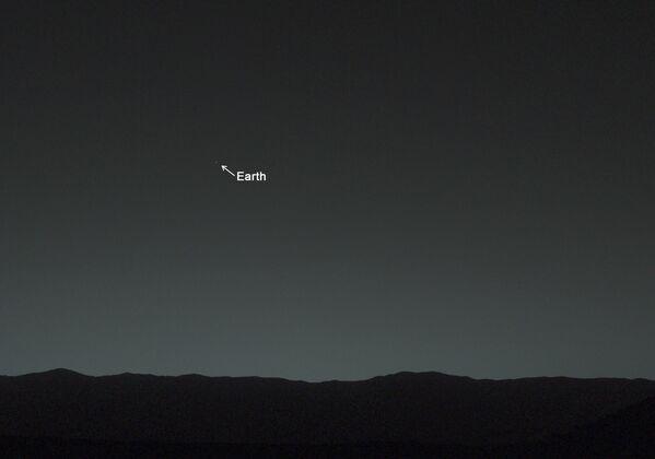 Le rover martien Curiosity et ses images - Sputnik France