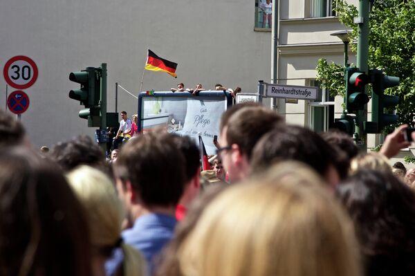 Un tiers des Allemands ont peur d'un conflit militaire entre Russie et Otan (sondage) - Sputnik France