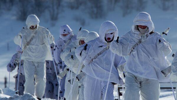 L'armée russe participera à la dépollution de l'Arctique - Sputnik France