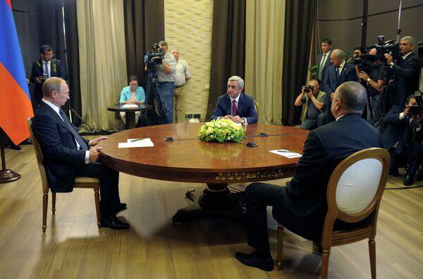 Union douanière/Arménie: le Haut-Karabakh sans effet sur l'adhésion (Moscou) - Sputnik France