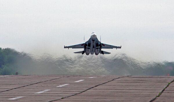 Chasseur Su-27 - Sputnik France