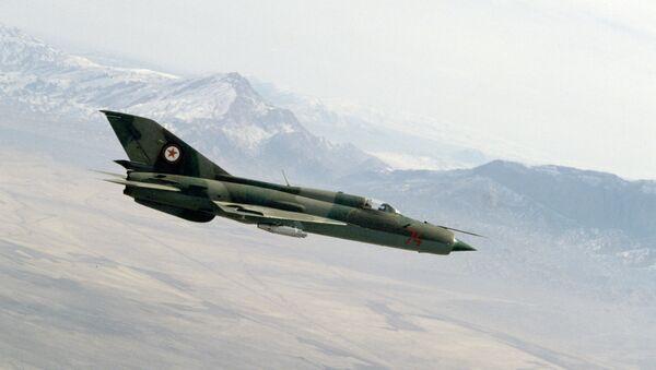 Chasseur MiG-21 - Sputnik France