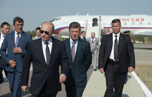 Crimée: Poutine réunit le Conseil de sécurité national - Sputnik France