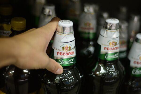 La Russie suspend des importations d'alcool depuis l'Ukraine - Sputnik France