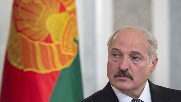 Визит В.Путина в Белоруссию - Sputnik France