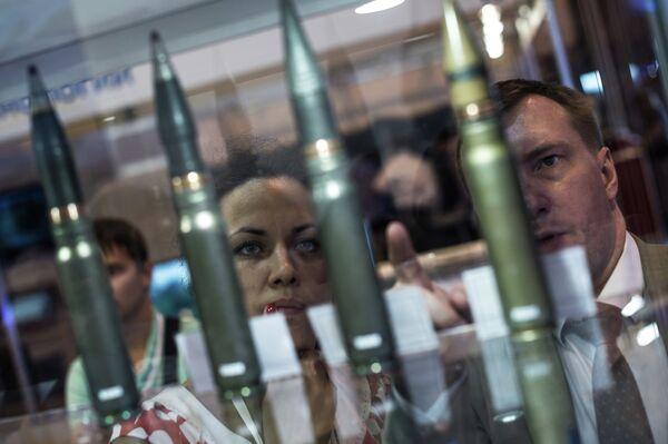 Russie-Algérie: vers la création d'une coentreprise de munitions - Sputnik France