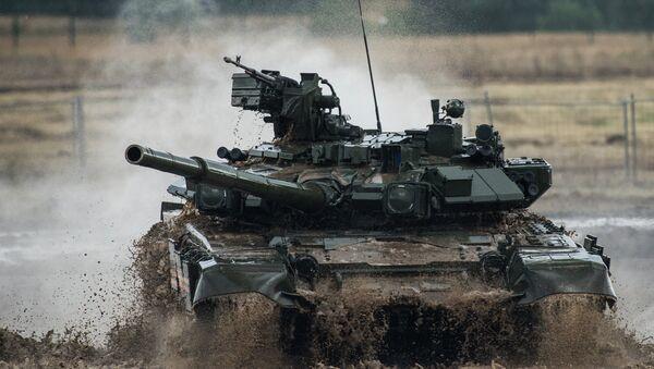 Blindé russe T-90 - Sputnik France