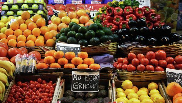 Produits alimentaires - Sputnik France