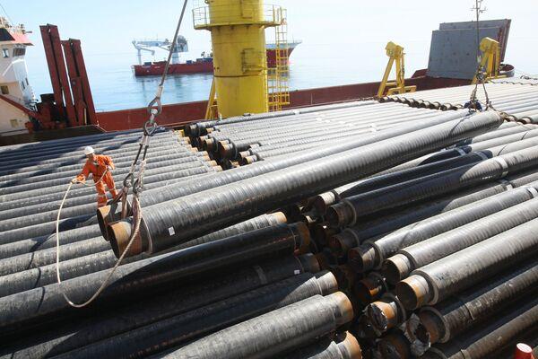 Le nouveau gazoduc russe pourrait aller vers la partie européenne de la Turquie - Sputnik France