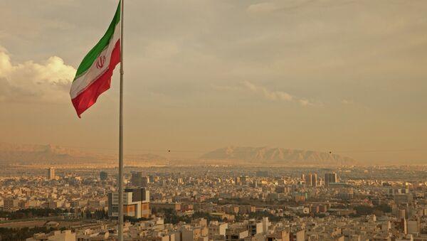 Вид на Тегеран, Иран - Sputnik France