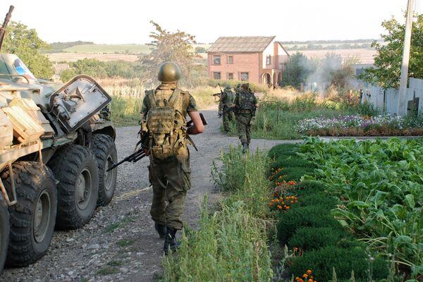 Poutine-Porochenko: pas de négociations sur un cessez-le-feu (Kremlin) - Sputnik France