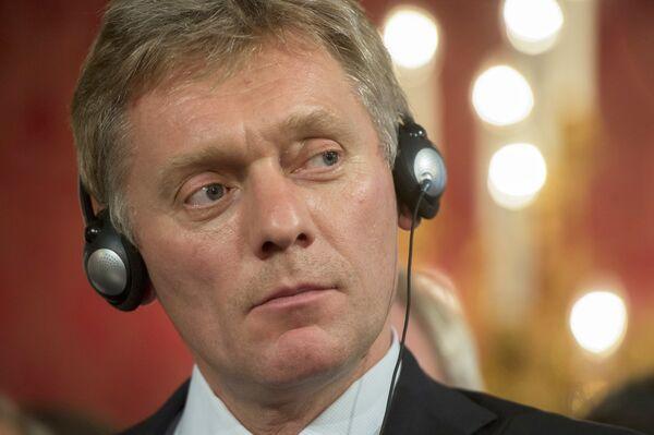 Dmitri Peskov, porte-parole de Vladimir Poutine - Sputnik France