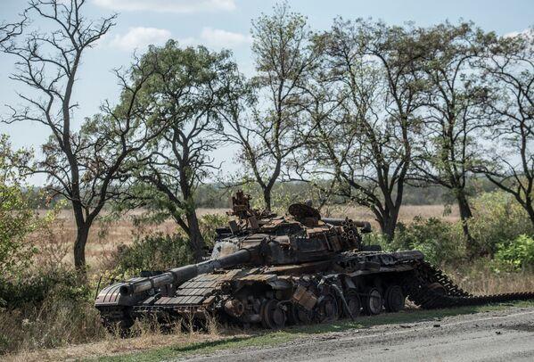 Le cessez-le-feu à Lougansk - Sputnik France