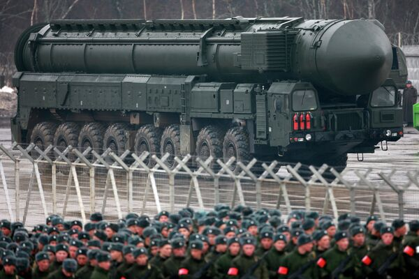 Les armes russes les plus redoutables - Sputnik France