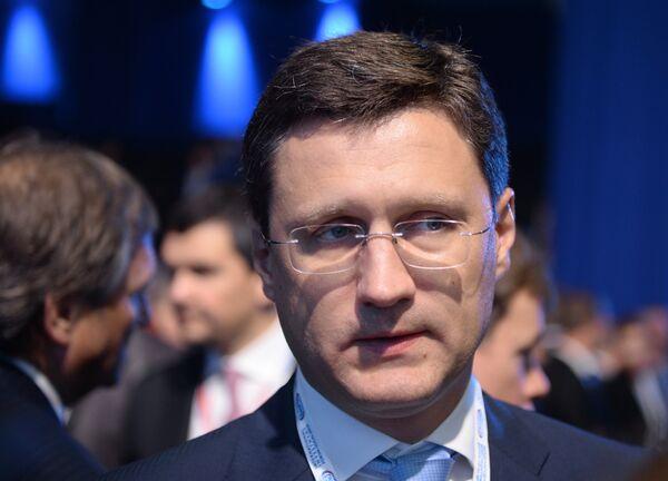Alexandre Novak - Sputnik France