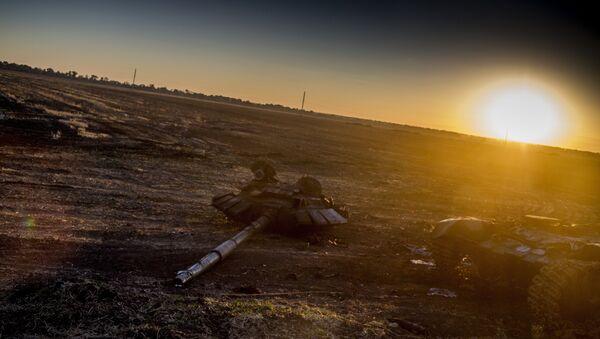 Ukraine: une attaque de chars repoussée près de Donetsk (DNR) - Sputnik France