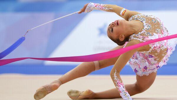 Gymnaste russe Margarita Mamun - Sputnik France
