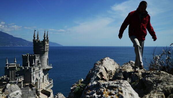 Crimée, la presqu'île au trésor - Sputnik France
