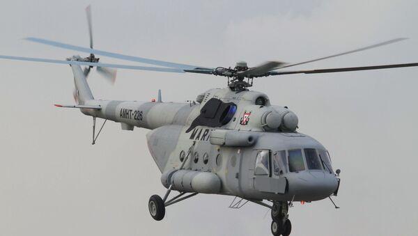 Mi-17V-5 - Sputnik France