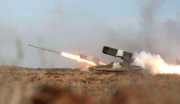 L'Irak reçoit des lance-flammes à roquettes russes - Sputnik France